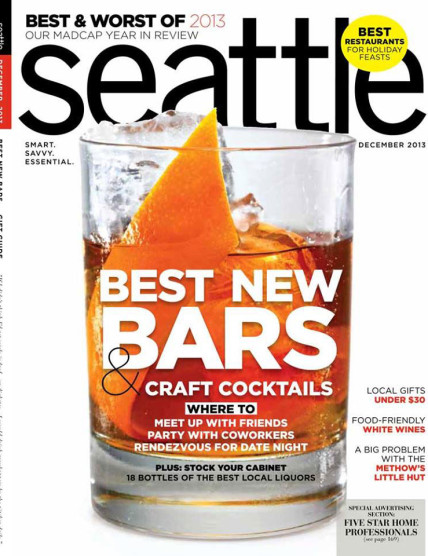 Seattle Magazine Dec 2013