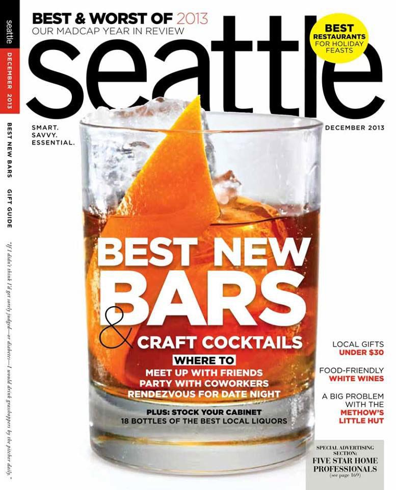Seattle Magazine Dec 2013