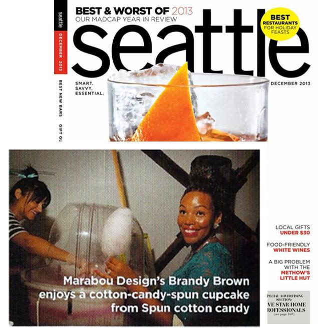 Seattle Mag Dec 2013