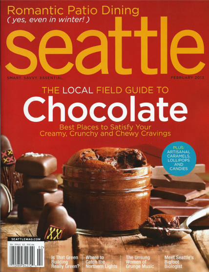 Seattle Mag Feb 2013 cover